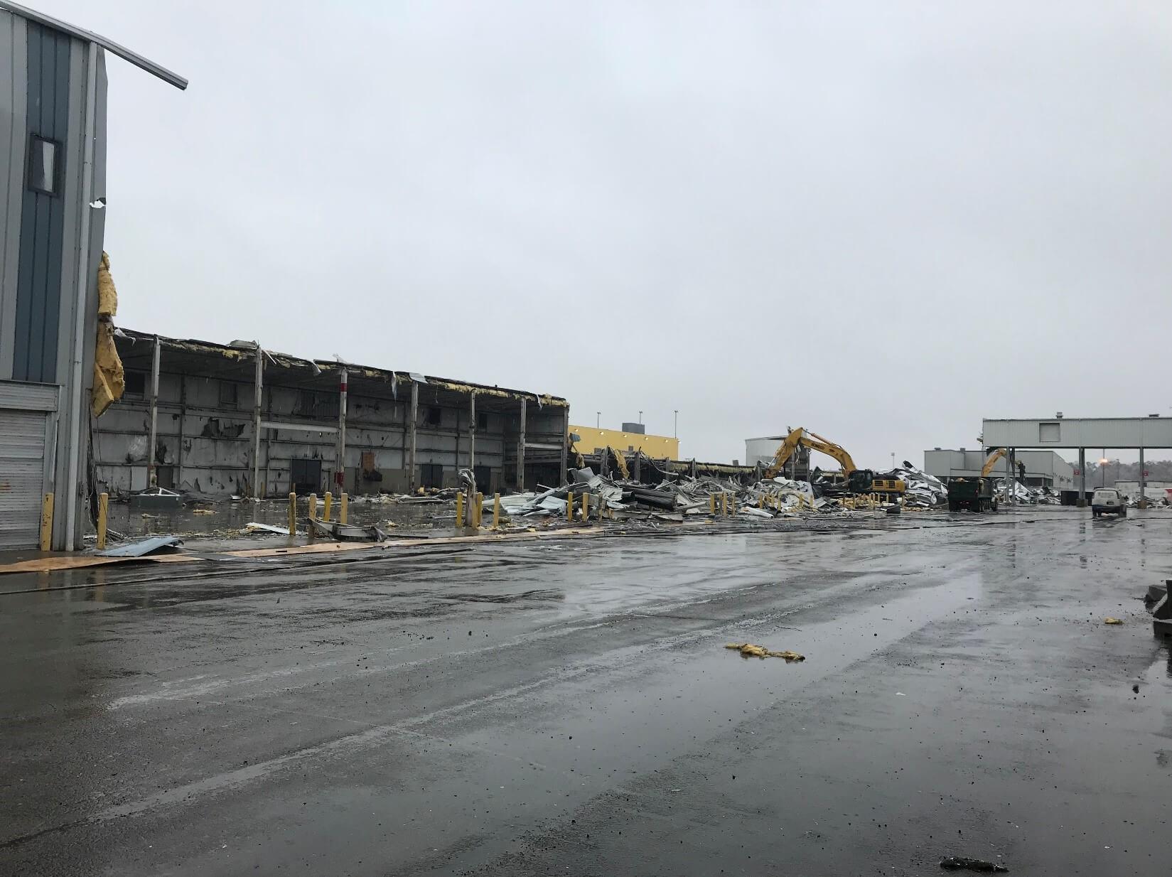 Amazon Wilmington Construction - Turn Key Construction