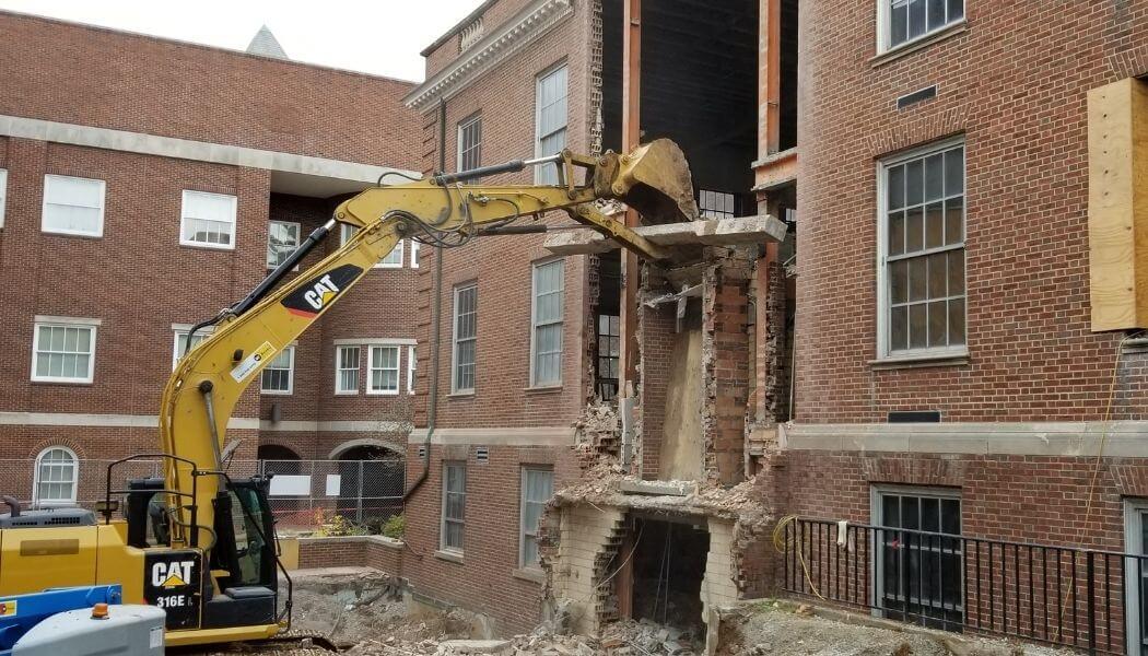 EKU Student Center Construction - Turnkey Construction