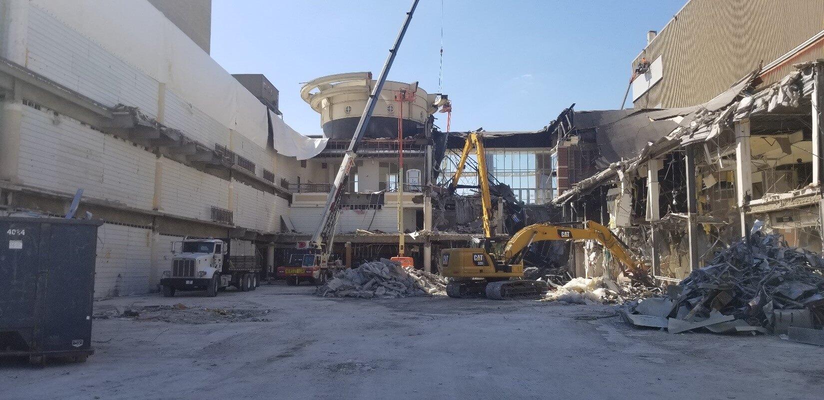 Lexington Convention Center Construction - Turn Key Construction