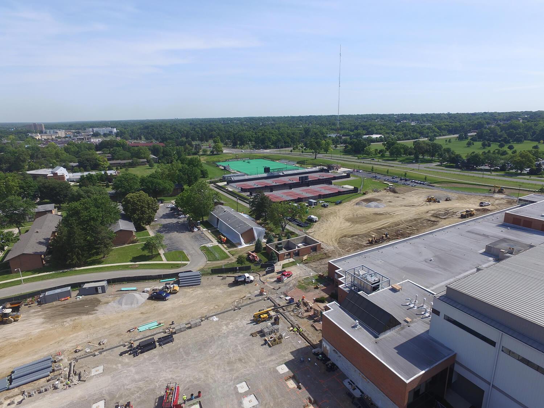 Ohio State University (OSU) Athletics District Construction - Turn Key Construction