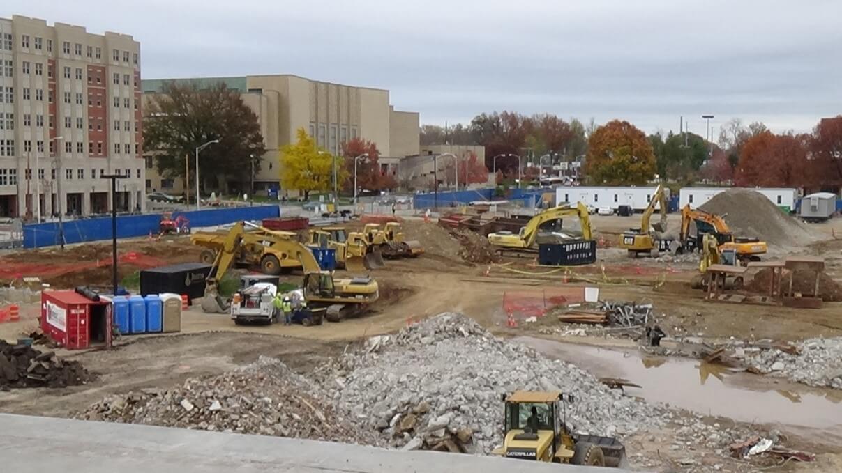 University of Kentucky (UK) Student Center Construction - Turn Key Construction
